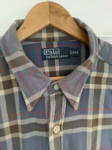Ralph Lauren Polo Casual Shirt. XXL. Classic Fit. Excellent Condition,