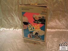 Diva (VHS) Large Case Jean-Jacques Beineix