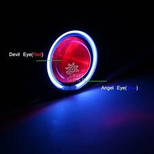 Headlight Blue Halo Projector Red Demon eyes Fit Yamaha YZF R1 R6 R6S FZR FZ6