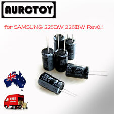 LCD Monitor Capacitor Repair Kit for SAMSUNG 225BW 226BW Rev0.1 with Solder AU