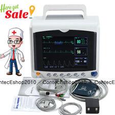 CMS6000C ICU Vital Sign Patient Monitor, ECG+NIBP+SPO2+RESP+TEMP+PR, Promotion