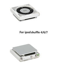 NEW High quality Clear  iPod case for iPod shuffle4 / 6/7