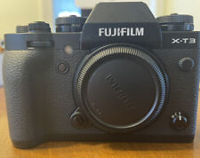 Fujifilm Fuji X-T3 26.1MP Mirrorless Digital Camera Body (Silver)