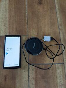 Samsung Galaxy Note9 SM-N960 - 128GB - Lavender Purple (Verizon) (Dual SIM)