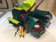 GI Joe ARAH Cobra Bugg Complete with Secto Viper 1988 Hasbro