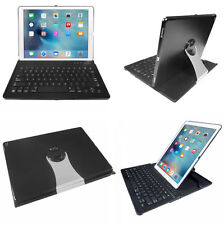360° Swivel Rotating Bluetooth Keyboard Case Smart Cover for iPad Pro 12.9 Stand