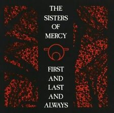 First and Last and Always by The Sisters of Mercy (CD, Nov-2006, Phantom Import Distribution)