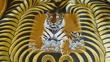 Hermes silk scarf,  TIGRE ROYAL  NEW, with box.