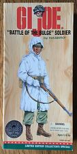 Prototype Packaging GI Joe Battle Of The Bulge Soldier Collectors Edition