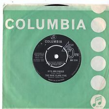 "Dave Clark Five - Bits And Pieces / All Of The Time 7"" Single 1964"