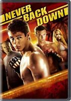Never Back Down [New DVD] Ac-3/Dolby Digital, Dolby, Subtitled, Widescreen