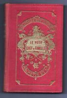 Bibliothèque Rose illustrée. le petit chef de famille; Z. FLEURIOT. 1917