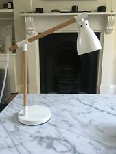 Scandi Style Desk / Bedroom Lamp Modern