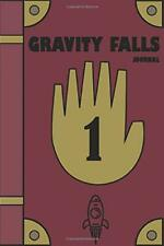 Gravity Falls Journal : Fan edition diary with alien theme |... by Ayoub, Marvin