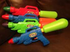 WHOLESALE LOT of 12 Water Blaster Gun Squirt Fun Kids Toys