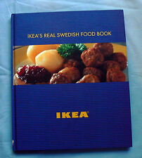 IKEA'S Real Swedish Food Book cookbook cooking cookery of Sweden recipes Ikea