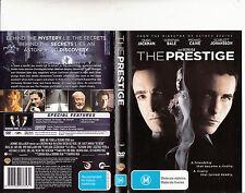 The Prestige-2006-Hugh Jackman-Movie-DVD