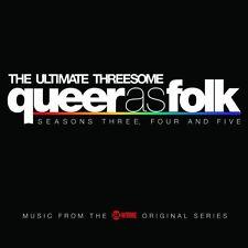Seasons Three: Ultimate Threesome - Queer As Folk (2009, CD NUEVO)4 DISC SET