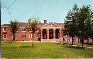 Galloway Hall, Tougaloo Southern Christian College, Tougaloo MS Vtg Postcard B58