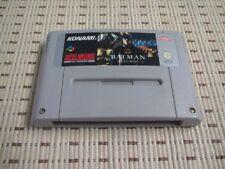 Batman Returns for Super Nintendo SNES