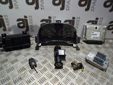 FIAT PANDA 1.2 2009 AUTOMATIC ECU KIT *COLLECTION ONLY*