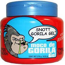 MOCO DE GORILA Rock Style Hair Gel, 9.52 oz
