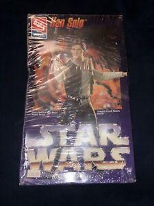 AMT/ERTL Luke Skywalker Collector Model Kit Figure, New in Factory Sealed Box