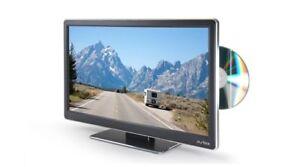 AVTEX L168DRS LED CARAVAN MOTORHOME 12V/24V 240V TV DVD HD FREEVIEW SATELLITE