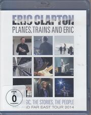 Eric Clapton / Planes, Trains and Eric  (Blu-ray, NEU! OVP)