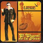 EL CHAVAL DE LA PECA LIBRE CD SINGLE PROMO CARPETA CARTON
