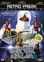 Super Ninja (DVD - Retro Freak Video - Ninja Special)