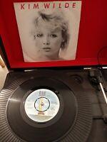 """Kim Wilde – Kids In America Vinyl 7"""" P/S Single UK RAK 327 1981"""