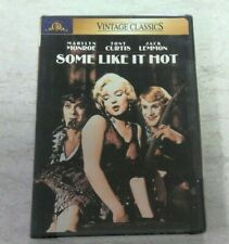 New listing Some Like It Hot (Dvd, 2001)