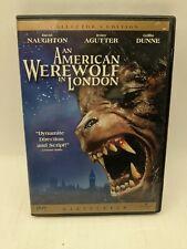 An American Werewolf in London Dvd, Woodvine, John, Naughton, David, Glover, Bri