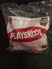 Wendy's Kids Meal Toy Playskool Firetruck NEW