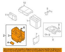 MAZDA OEM 10-13 3 2.0L-L4-Battery Tray BBM256980E