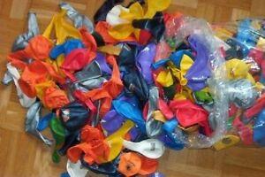 Ballons mit Fehldruck 1B Ballons / Raumfüllballons, gemischt, 1 kg Fehlerballons