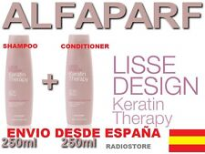 Alfaparf Lisse Design Maintenance pack Champoo 250 ml + ACondicionador 250 ml