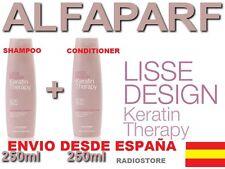 Alfaparf Lisse Design Maintenance pack Champo 250 ml + Acondicionador 250 ml