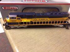 "Williams SD-90 Diesel Locomotive ""Alaska"""