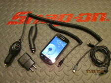 Samsung Galaxy Reverb SPH-M950 Android Cell Phone Virgin Mobile -AC & Car Cables