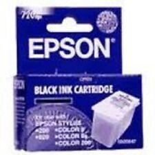 Cartuccia Epson S020047 nero.