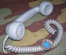 Cornetta Microtelefono H33/PT type Civile - Colore Grigio