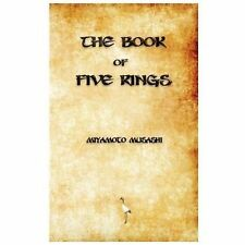 The Book of Five Rings by Miyamoto Musashi (2012, Paperback)