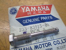 NOS Yamaha OEM Handlebar Bolt DT1 AT1 CT1 HT1 DS7 CS5 CT2 RT3 TX650 233-83915-01