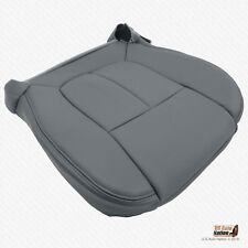 2011 2012 Ford F250 F350 Work Truck PASSENGER Bottom Cover SYNTHETIC LEATHERGRAY