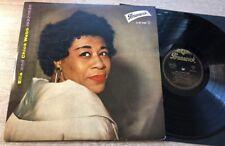 Ella Fitzgerald Ella and Chick Webb Vinyl LP Mono Brunswick 87 501 LPBM