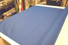 """ROYAL BLUE POLYPROPYLENE HOME DECOR & UPHOLSTERY FABRIC 54"""" W SOLD BY THE YARD"""