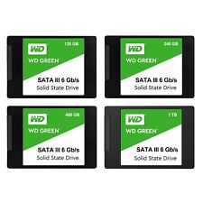 "Western Digital SSD 120GB 240GB 480GB 1TB SATA III 2.5"" 7mm Internal Solid State"