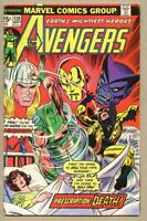 Avengers #139-1975 vg/fn 5.0 Gil Kane / Wasp in a Coma